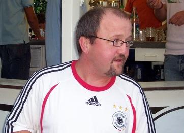 Alois Löwe, Ansprechpartner rund um das Thema Fußball spielen in Eichhagen